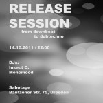 Etui Release Session at Sabotage Dresden on 2011-10-14