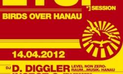 Etui Session 4: Birds Over Hanau with D. Diggler at Sabotage Dresden on April 14th 2012