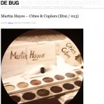 Martin Hayes – Cities & Colors reviewed by De:Bug