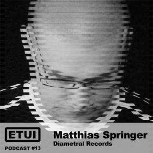 Etui Podcast #13: Matthias Springer