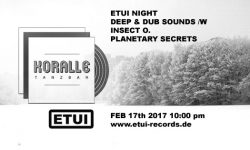 Etui Night At Koralle Dresden