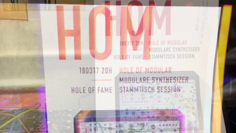 HOM - Hole Of Modular