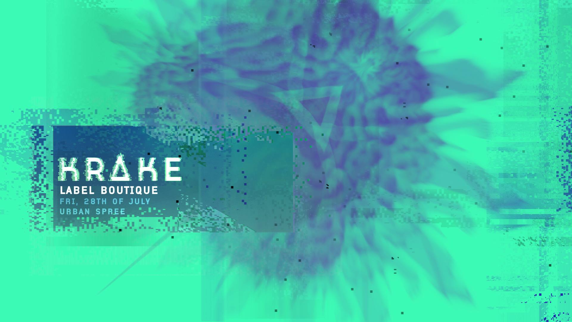 Krake Label Boutique / Krake Festival 2017 Berlin
