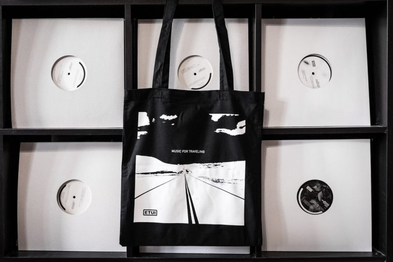 Music For Traveling - Tote Bag