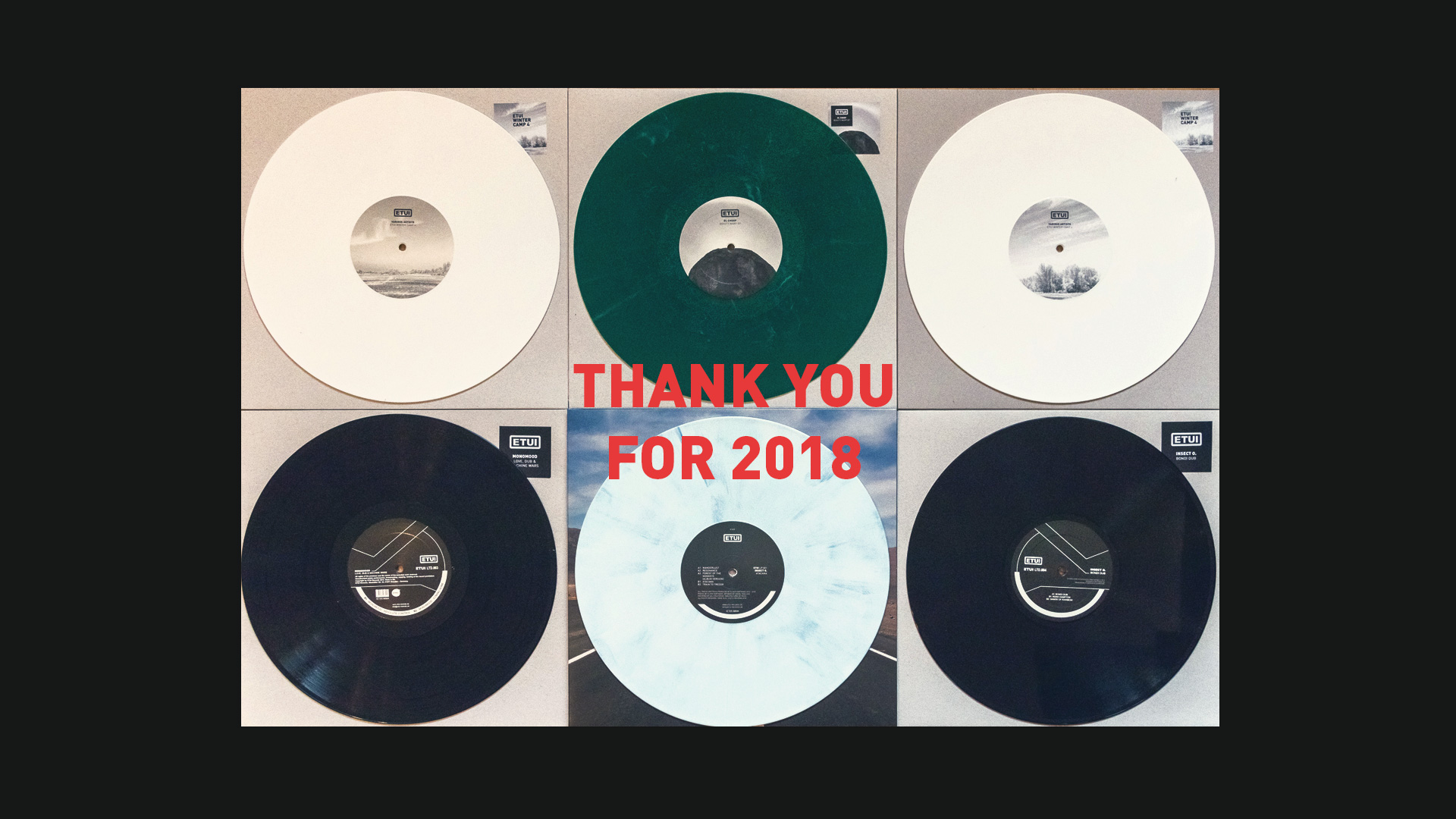 Vinyl Collection 2018