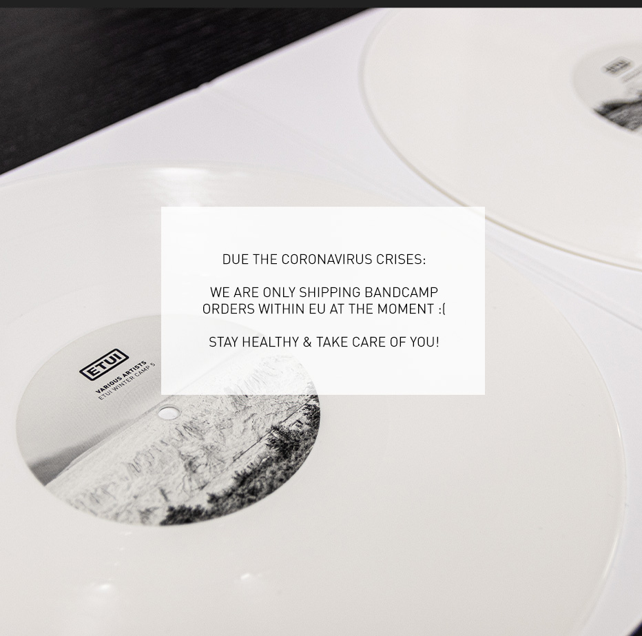 Coronavirus - Shipping Bandcamp Orders only within EU