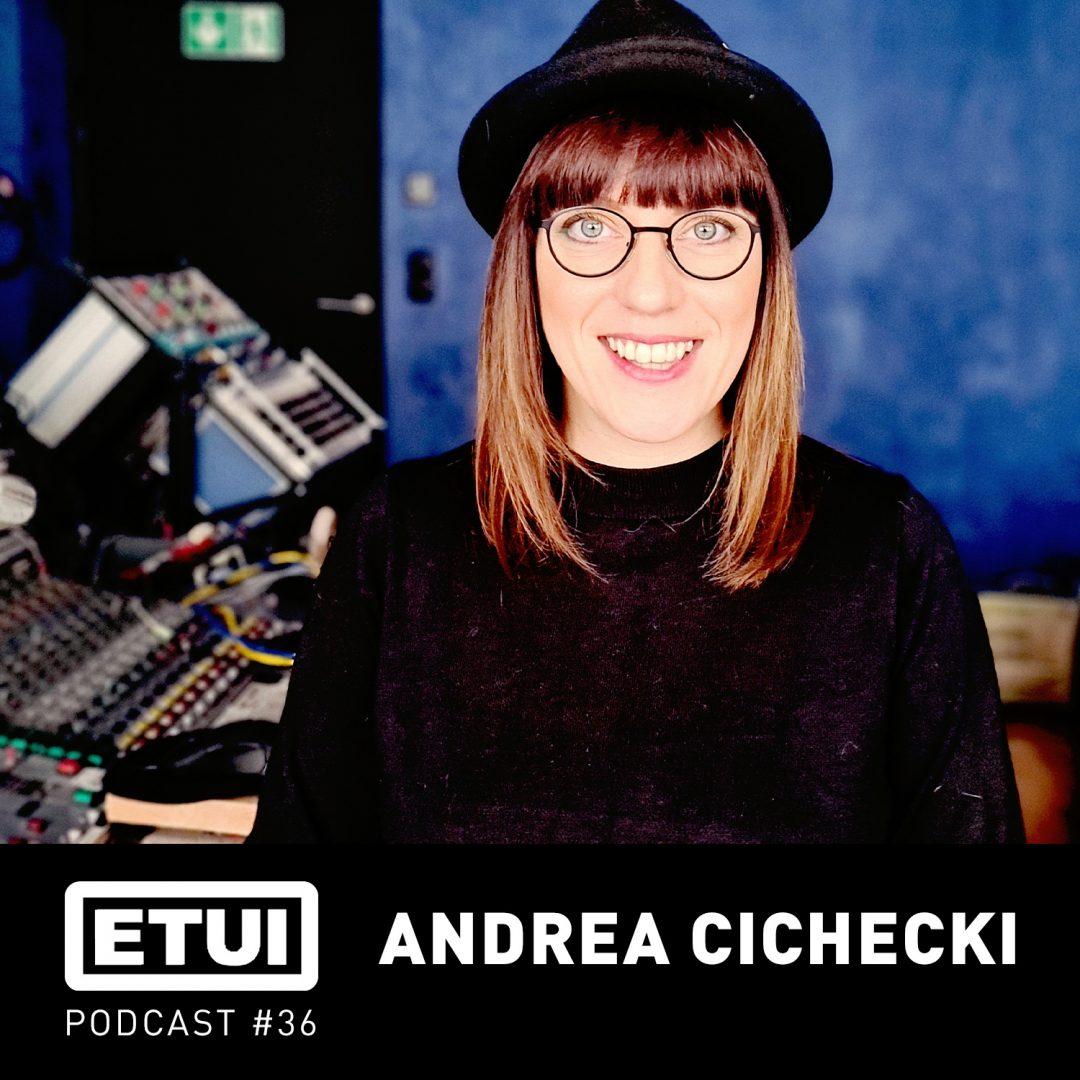 Etui Podcast #36: Andrea Cichecki