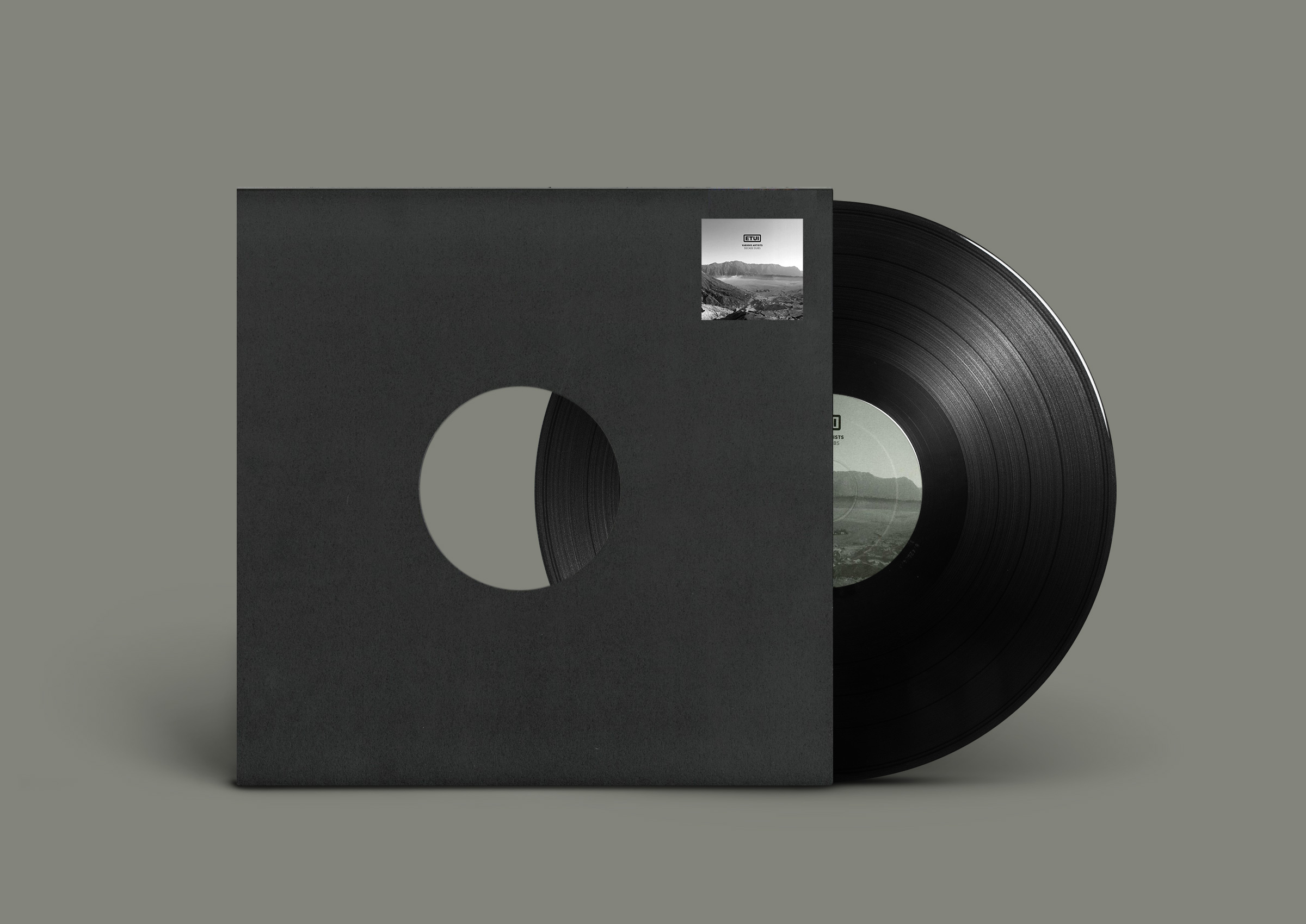 V.A. - Decade Dubs - Black Vinyl Edition