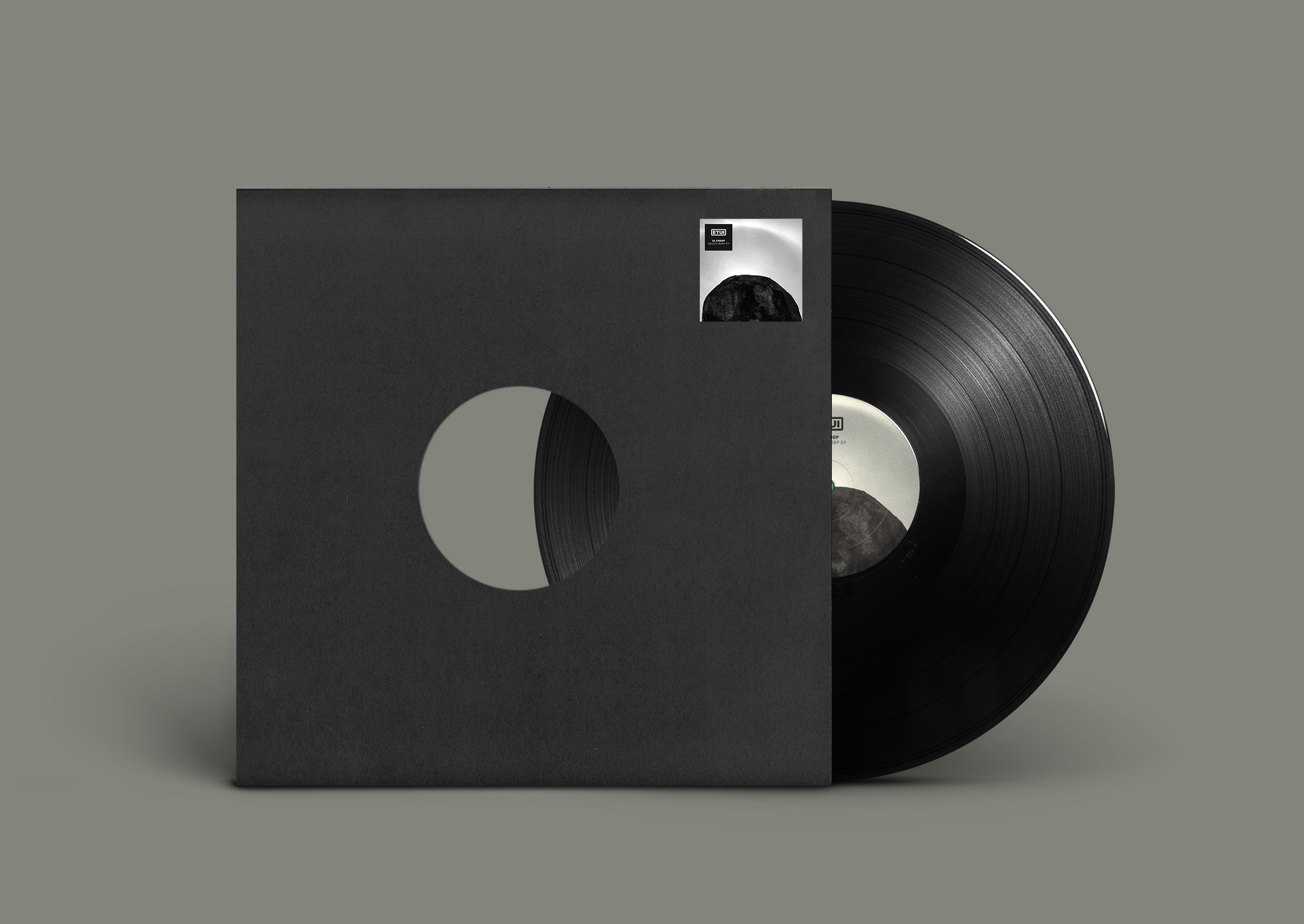 ETUILTD013 El Choop - Beauty Warp - Black Vinyl Edition